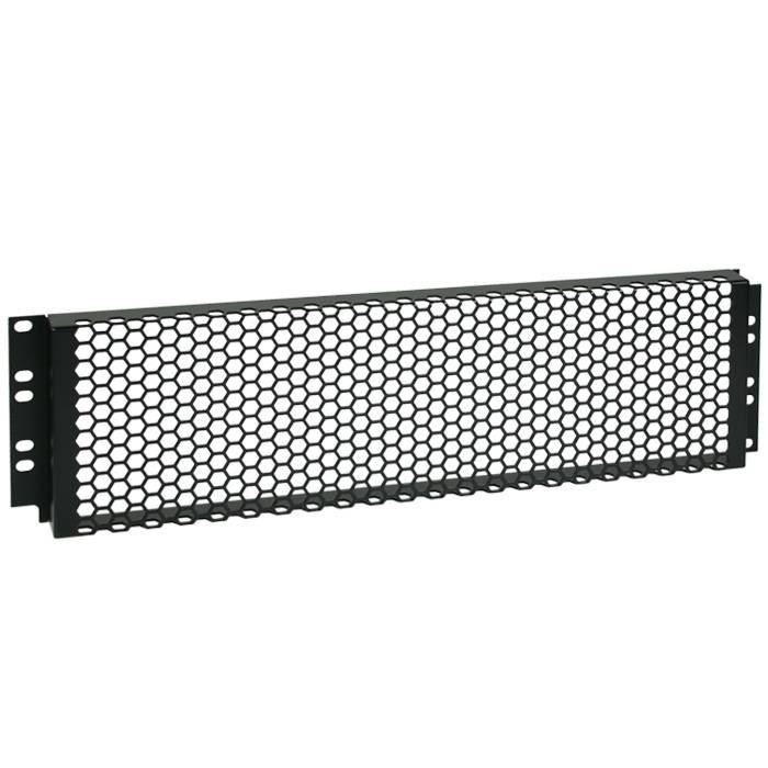 Image of Adam Hall 19 inch ventilatie safetypanel 3 HE