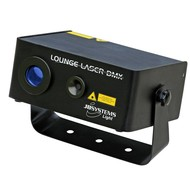 JB Systems Lounge Laser DMX RGY laser