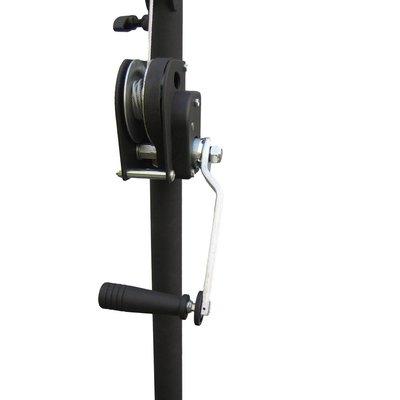 JB Systems LS-270 Wind-up statief tot 2,70m en 65kg