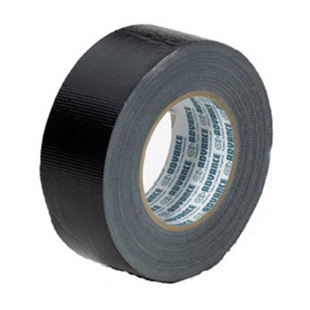 Image of Advance AT170 gaffa tape 50mm 50m zwart
