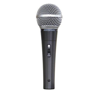 JB Systems JB 27 Dynamische microfoon met XLR kabel