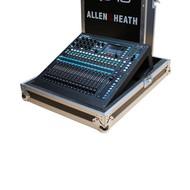 ProDJuser Flightcase voor Allen & Heath QU-16