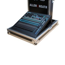 ProDJuser Flightcase voor Allen & Heath QU-16