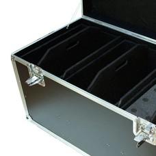 ProDJuser Professionele kabel flightcase met vakverdeling