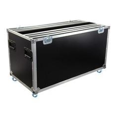 ProDJuser Flightcase voor 6x Flexi Stage delen
