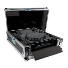 ProDJuser Flightcase voor Pioneer CDJ-2000 en CDJ-900 met scharnierend klepje