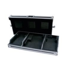 ProDJuser CDJ-14MKII Flightcase voor 2x CDJ-400 en DJM-900