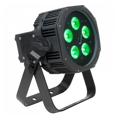 American DJ WiFly EXR HEX5 IP outdoor LED spot met accu