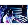 American DJ Sweeper Beam Quad LED bewegende LED-bar