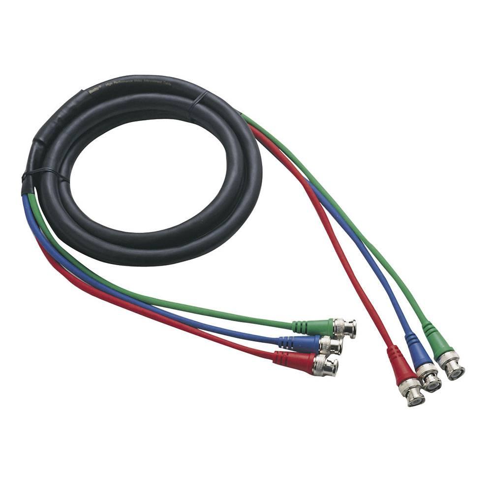 Image of DAP FV02 3x BNC-kabel 6m