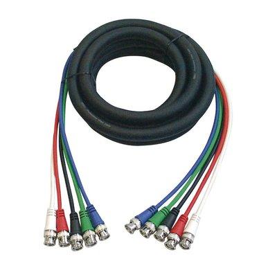 DAP FV05 5x BNC-kabel 3m