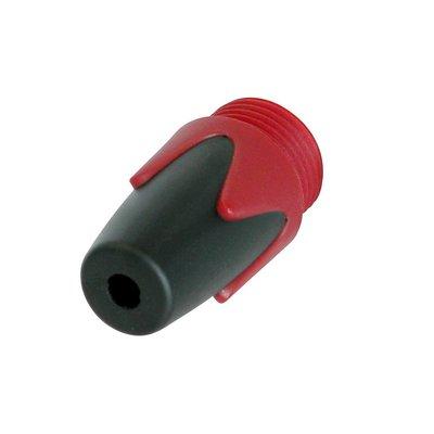 Neutrik BPX2 gekleurde tule voor Jackplug rood