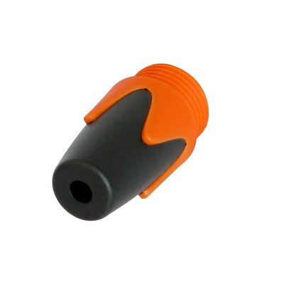Neutrik BPX3 gekleurde tule voor Jackplug oranje