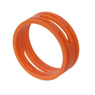 Neutrik XXR3 kleurring voor XLR oranje
