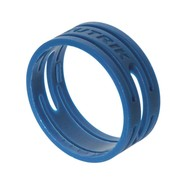 Neutrik XXR6 kleurring voor XLR blauw