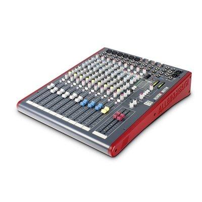 Allen & Heath ZED12FX PA mixer met effecten