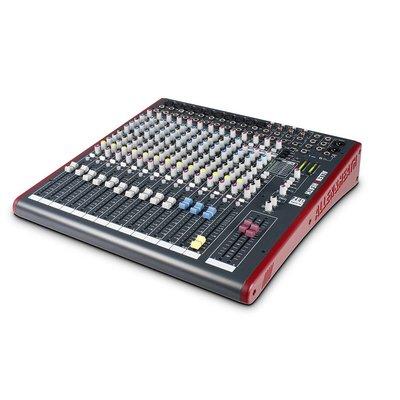 Allen & Heath ZED16FX PA mixer met effecten