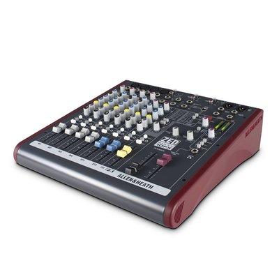 Allen & Heath ZED60-10FX PA mixer met effecten