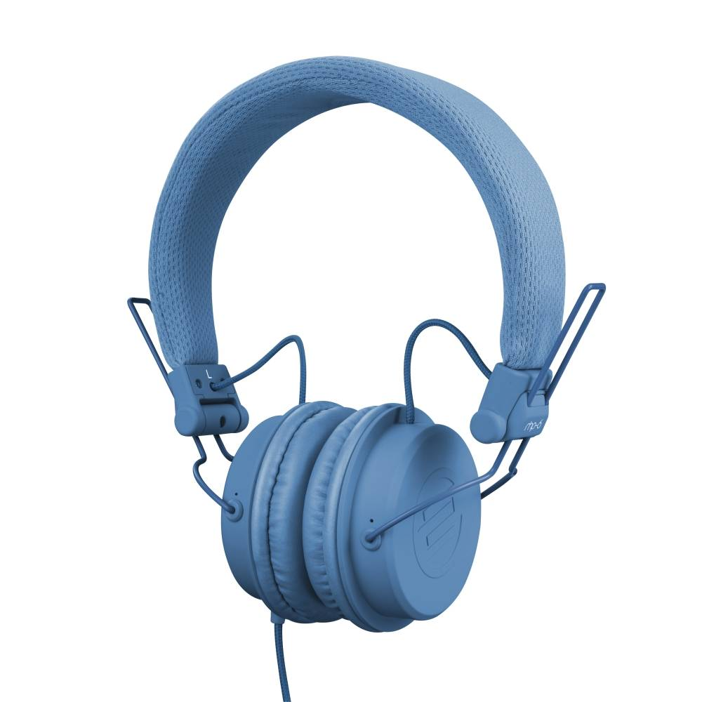 Image of Reloop RHP-6 DJ koptelefoon blauw