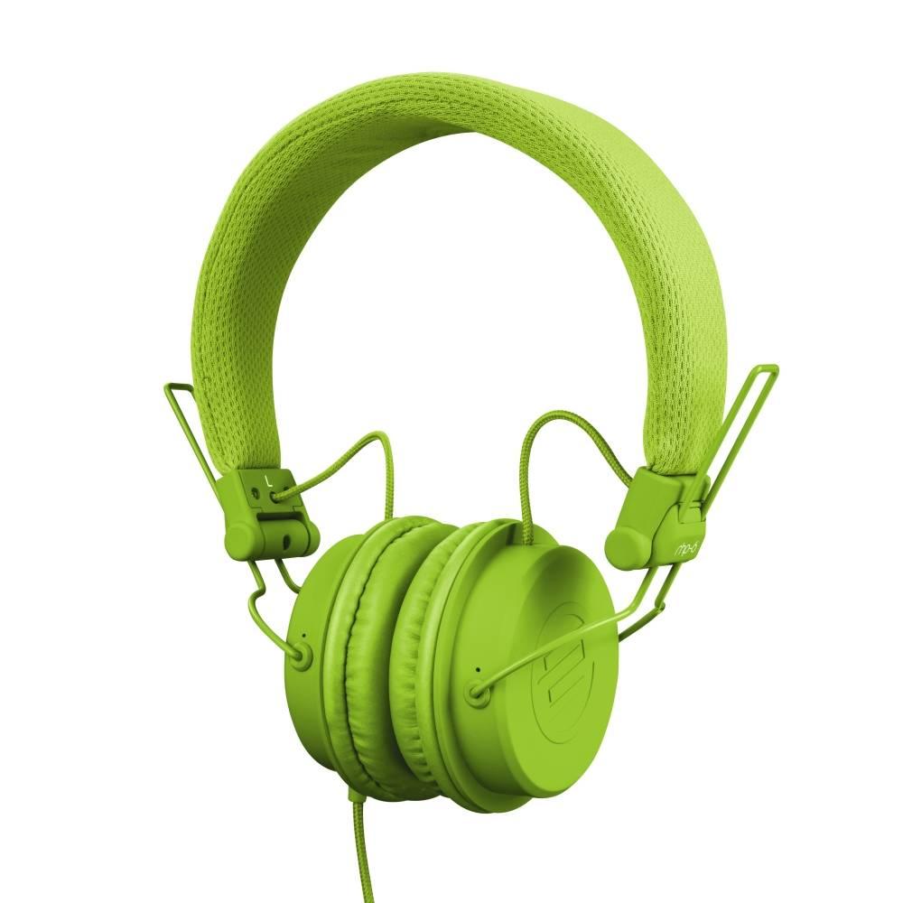 Image of Reloop RHP-6 DJ koptelefoon groen