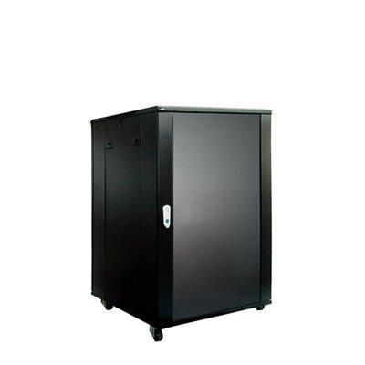 Caymon SPR618 19 inch kast met deur 18 HE 60cm