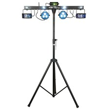 Showtec QFX Multi FX compact Light Set effecten bar