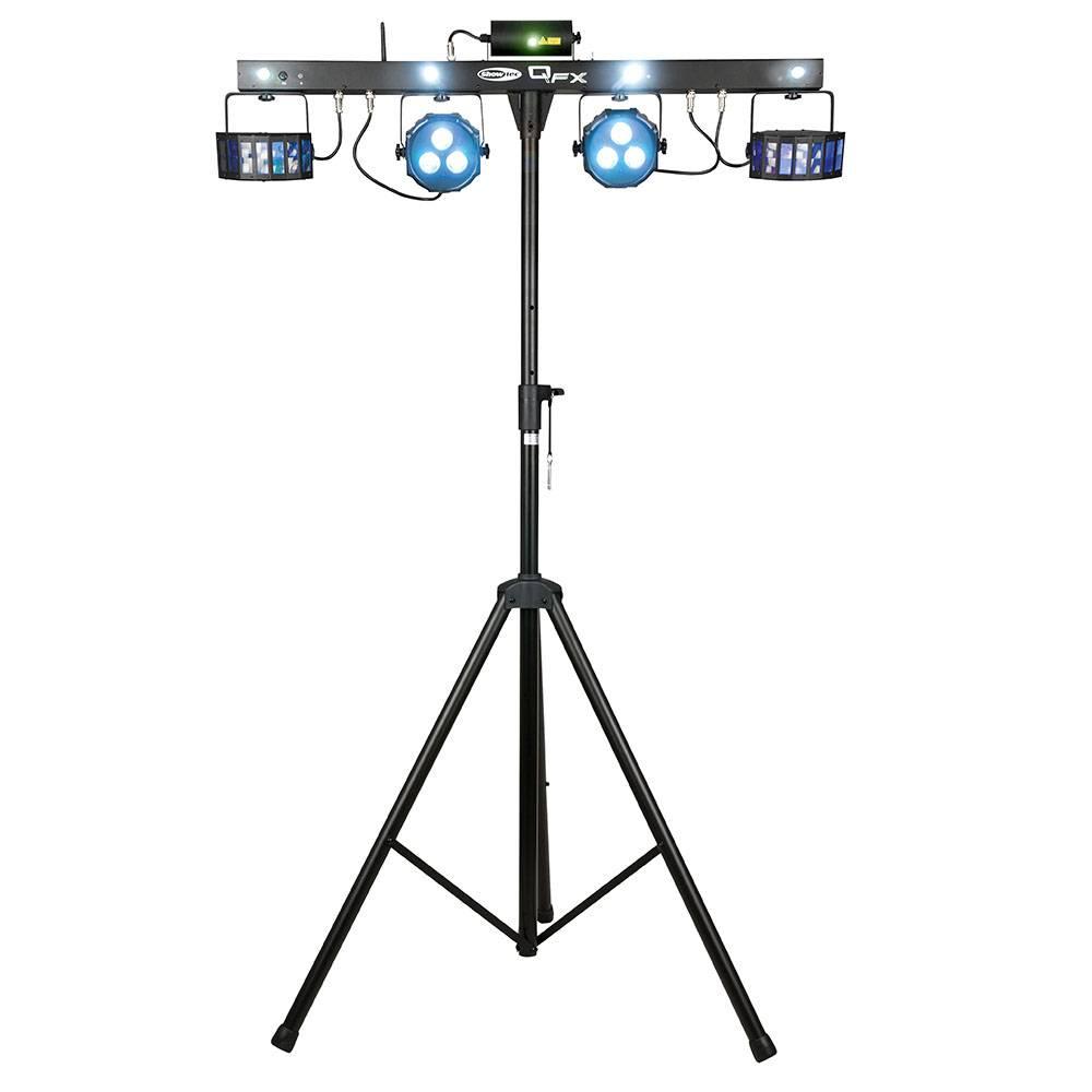 Image of LED-lichtinstallatie Showtec QFX