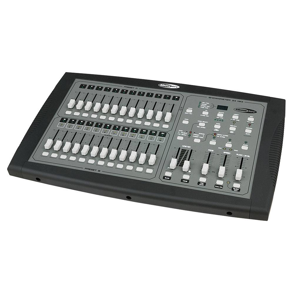 Image of Showtec Showmaster 24 MK2 DMX controller