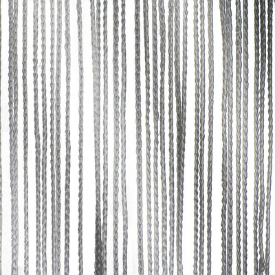 Showtec Pipe and drape spaghetti koordgordijn 300x300cm grijs kopen ...
