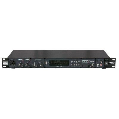 DAP Compact 6.2 6-kanaals zone-mixer met USB-speler