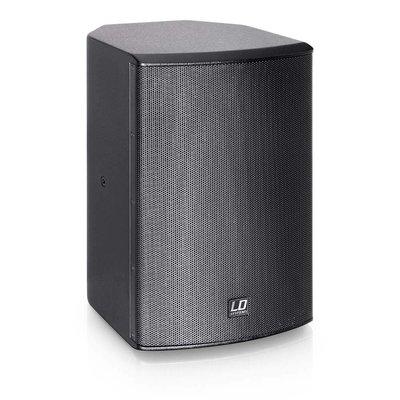 LD Systems SAT82AG2 actieve installatie luidspreker 8 inch zwart