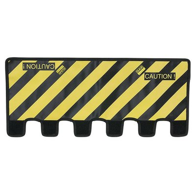 DAP Warning strip XL voor statieven