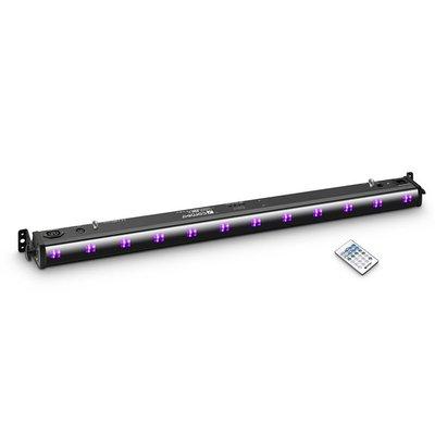 Cameo UVBAR 200 IR 12x 3W UV LED-bar