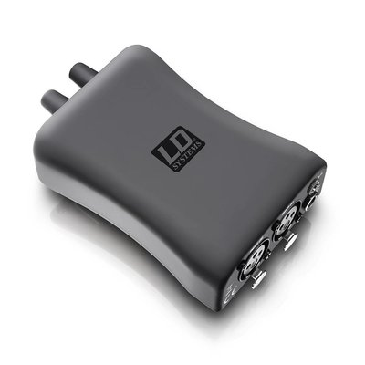 LD Systems HPA1 Compacte koptelefoon voorversterker