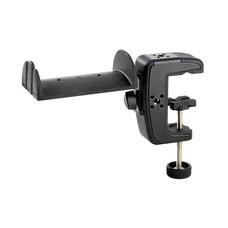 K&M 16085 Hoofdtelefoon houder met tafelklem