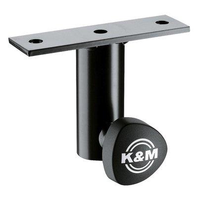 K&M 24281 opbouwflens voor luidsprekers