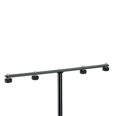 K&M 236 T-bar voor 4 microfoons