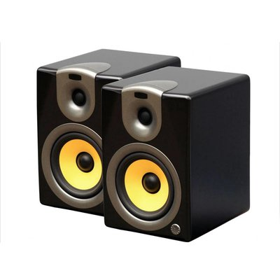 JB Systems AM-50 Actieve studiomonitorset