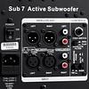 ADAM Sub7 Actieve studio subwoofer (per stuk)