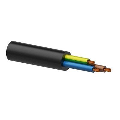 Procab PC3G15 PVC stroomkabel 3x1.5mm per 100m