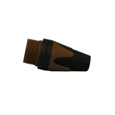 Neutrik BXX1 gekleurde tule voor XLR plug bruin