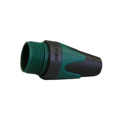 Neutrik BXX5 gekleurde tule voor XLR plug groen