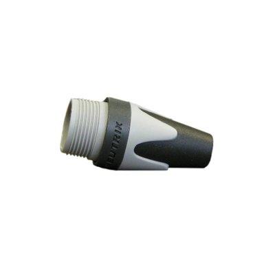 Neutrik BXX8 gekleurde tule voor XLR plug grijs