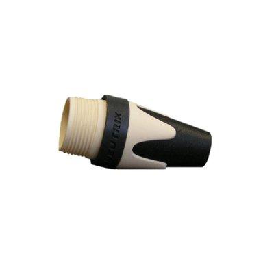 Neutrik BXX9 gekleurde tule voor XLR plug wit