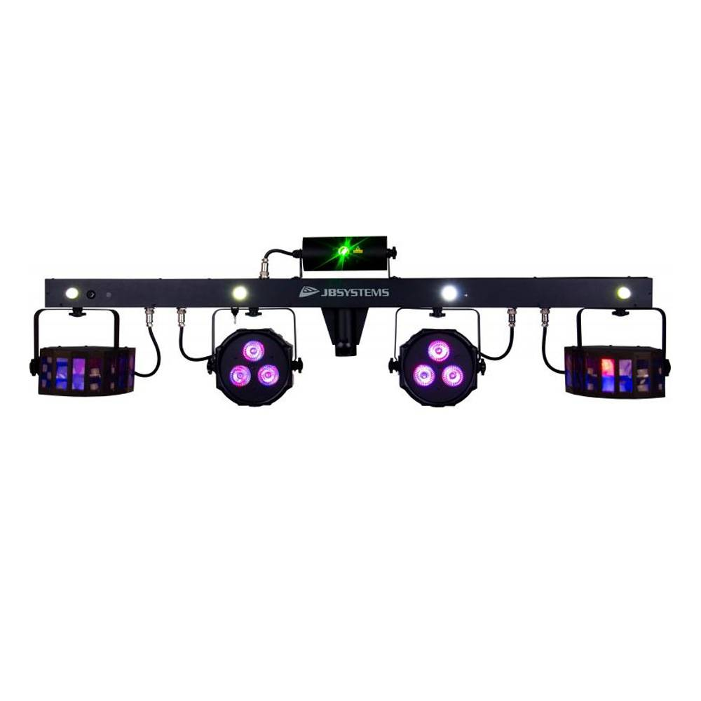 Image of JB Systems Party Bar complete lichtset