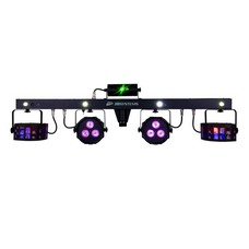 Complete LED lichteffecten sets