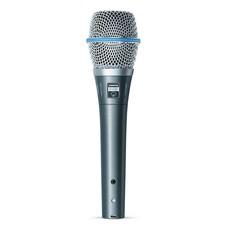 Shure Beta 87A Condensator zangmicrofoon