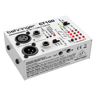 Behringer CT100 kabeltester