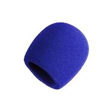 Shure Plopkap voor SM58/Beta58A/SM48/565SD blauw