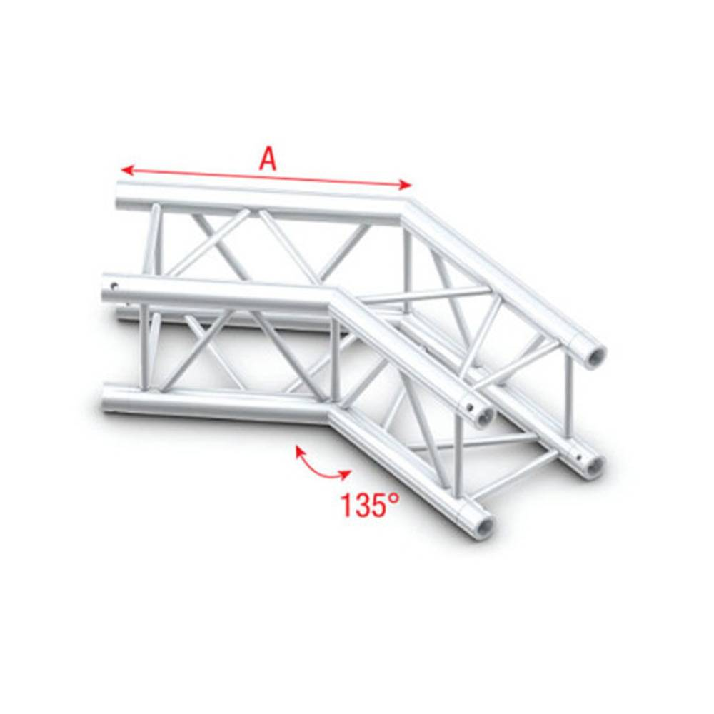 Image of Showtec DQ22 Decotruss 005 hoek 135g